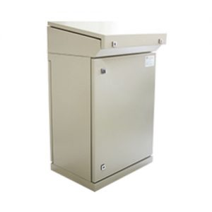 Console Desk Enclosures